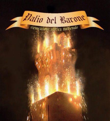 PALIO DEL BARONE dal 14 al 16 agosto 2016