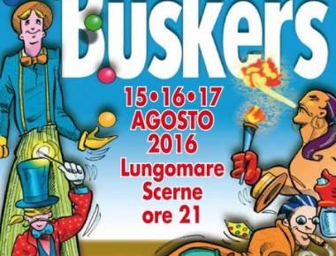 FESTIVAL BUSKERS dal 15 al 17 agosto 2016
