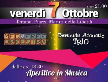 NOTTE D' AUTORE Venerdi 7 ottobre 2016