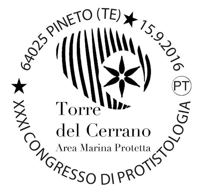 XXXI CONGRESSO DI PROTISTOLOGIA