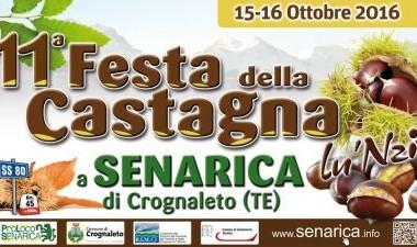 FESTA DELLA CASTAGNA 15-16 ottobre 2016