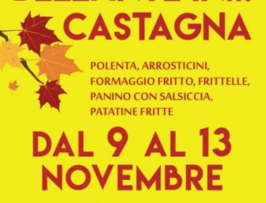 BELLANTE IN CASTAGNA 9-13 novembre 2016