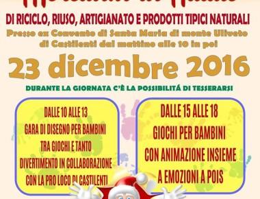Castilenti  - Mercatini di Natale  23 dicembre 2016