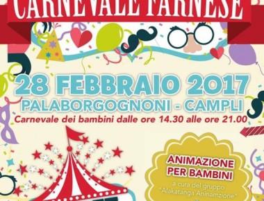 Carnevale Farnese Martedì 28 Febbraio 2017