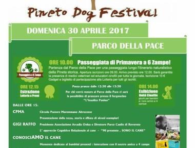 Pineto Dog Festival 30 aprile 2017