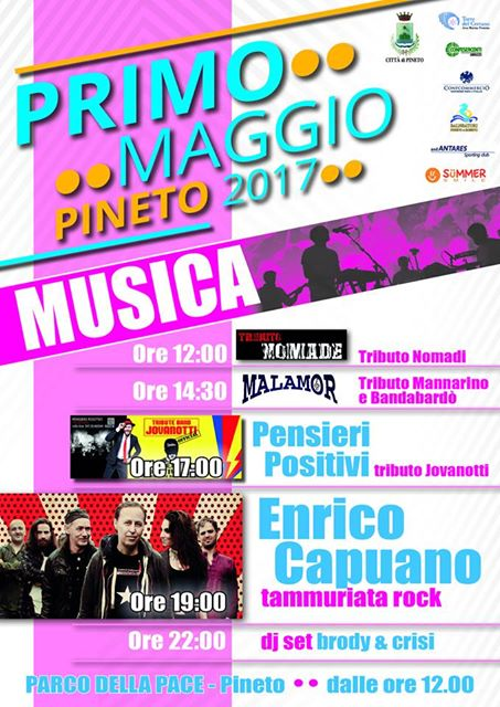 Pineto - Primo Maggio 2017