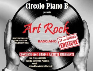 ART ROCK  BASCIANO 24 giugno 2017