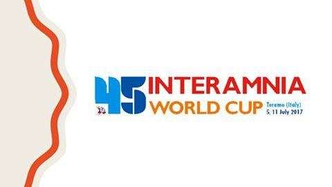 Teramo - 45° INTERAMNIA  WORLD CUP  2017 dal 5 al 11 luglio 2017