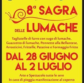 Bellante - Sagra Delle Lumache E Tagliatelle Di Farro dal 28/06 al 2/07/2017