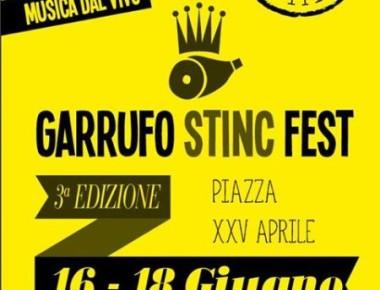 GARRUFO STINC FEST dal 16 al 18 luglio 2017