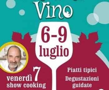 Controguerra - Festa Del Vino dal 6 al 9 luglio 2017