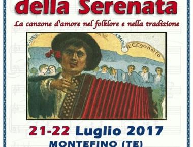 Montefino - FESTIVAL DELLA SERENATA 21/22 luglio 2017