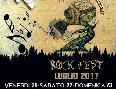 Tossicia - TOXICITY ROCK FESTIVAL dal 21 al 24 luglio 2017
