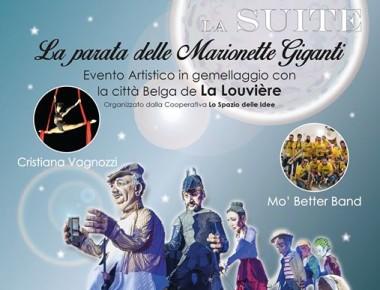 Pineto - LA PARATA DELLE MARIONETTE GIGANTI 22 agosto 2017