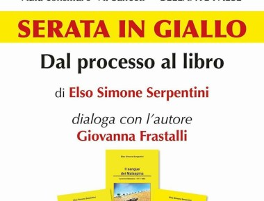 Bellante -  Serata in giallo 7 agosto 2017