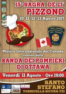 Santo Stefano - SAGRA DE LI' PIZZOND dal 10 al 13 agosto 2017