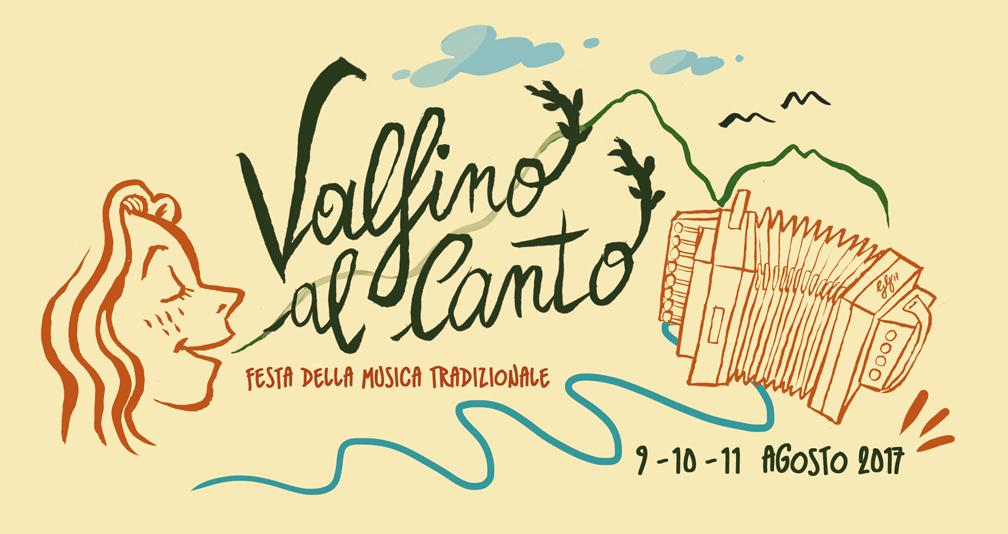 Arsita - VALFINO AL CANTO 23^edizione  dal 9 al 11 agosto 2017