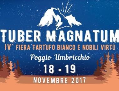 Poggio Umbricchio - TUBER MAGNATUM 18-19 novembre 2017