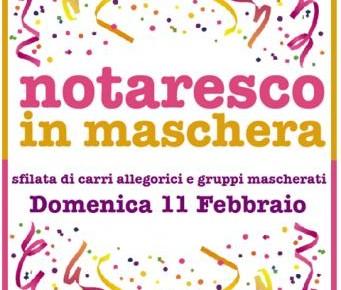 Notaresco In Maschera 2018 11 Febbraio 2018