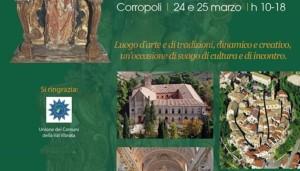 Corropoli - Giornate FAI di Primavera 2018 23 marzo 2018