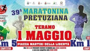 Teramo - 39a Maratonina Pretuziana 1 Maggio 2018