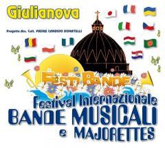 Giulianova - FESTIVAL INTERNAZIONALE DELLE BANDE MUSICALI dal 30 maggio al 3 giugno 2018