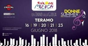 Teramo - LA FESTA DELLA MUSICA DONNE SUMMER  2018