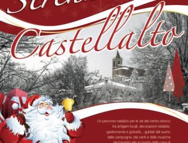 Castellalto - MERCATINO DELLE STRENNE 2018