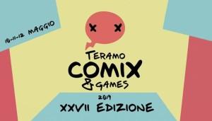 Teramo Comix 10 Maggio - 12 Maggio 2019