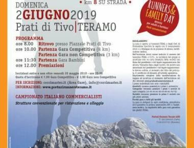 Prati di Tivo -  3° Corsa del Gran Sasso  2 giugno 2019