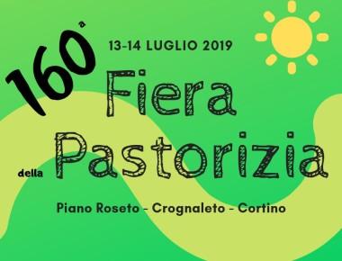Piano Roseto di Crognaleto - Fiera della Pastorizia 2019 13/14 luglio 2019