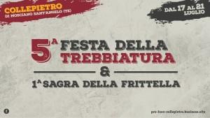 Contrada Collepietro  di Mosciano Sant'Angelo 5° Festa della Trebbiatura & 1° Sagra della Frittella dal 17 al 21 luglio 2019